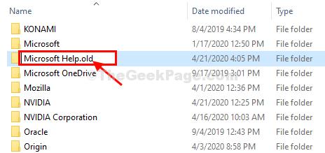 Microsoft Old