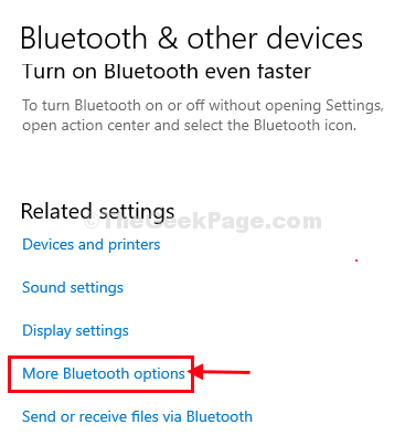 More Bluetooth New