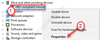 Mouse Props