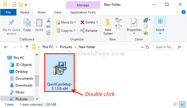 Quick Cpu Double