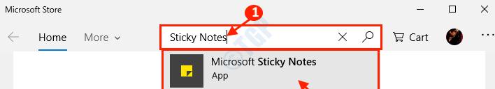 Sticky Notes Store