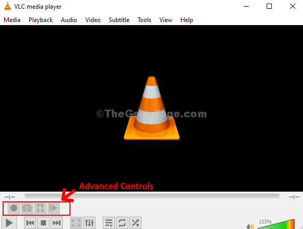 Displays Advanced Controls