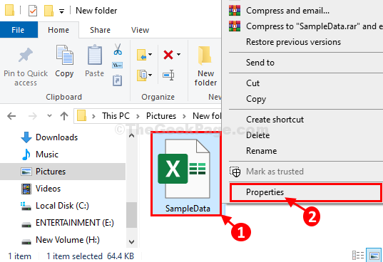 Fix Excel file is not opening problem in Windows 10