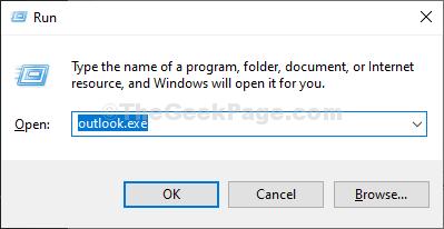 Outlook Run