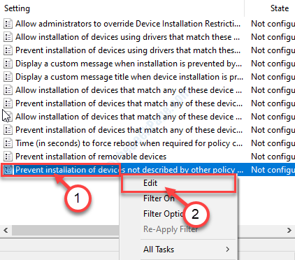 Prevent Installation Edit