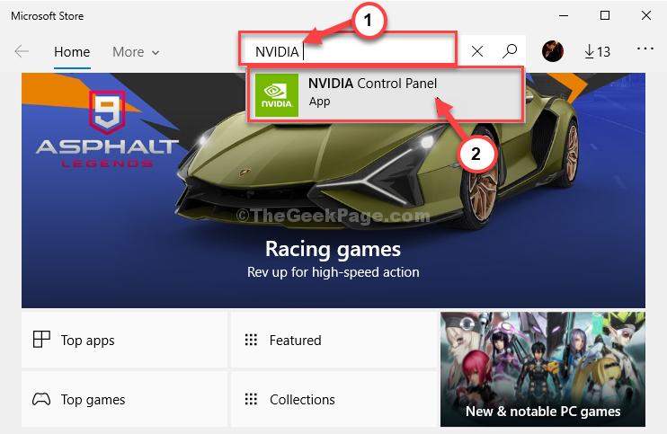 Nvidia Search