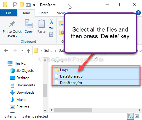 Delete The Folders