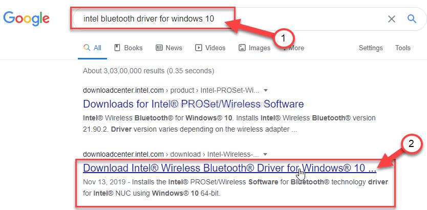 Download Intel Bluetooth