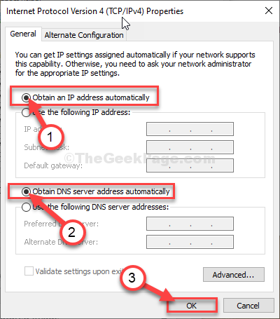 Ip Dns Automatic