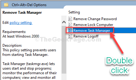 Remove Task Manager