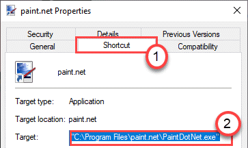 Shortcut Paintdotnet Min