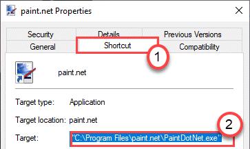 Shortcut Paintdotnet Min