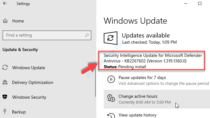 Starts Checking For Updates If Update Availabe Windows Downloads And Installs Automatically