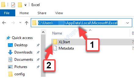 This Pc C Drive Follow The Path Excel Xlstart