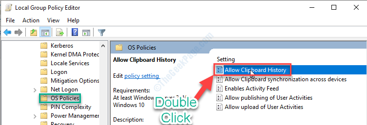 Allow Clipboard History