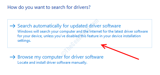 Automatic Driver Update
