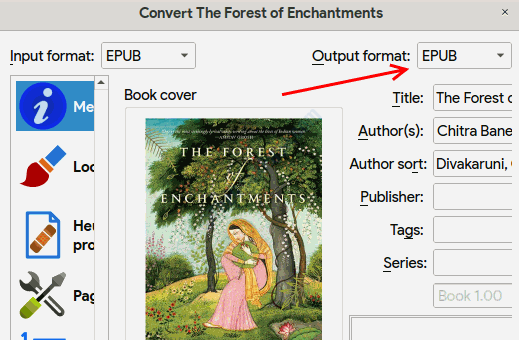 Epub File Convert