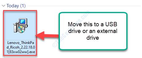 Move The Drive