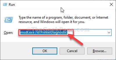 Run Printer