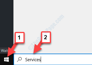 Desktop Start Search Services