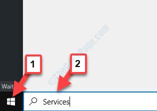 Desktop Start Search Services