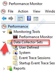 Performance Monitor App Data Collector Sets Expand
