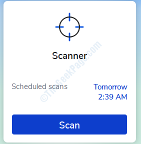 Scan Malwarebytes
