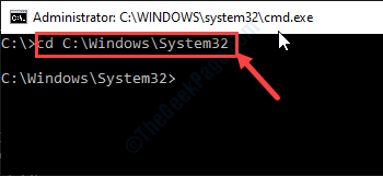Cd System32