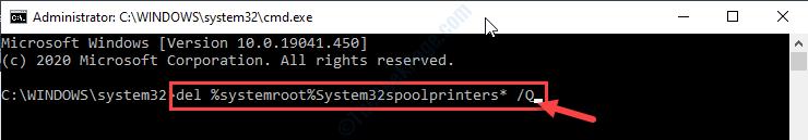 Delete Spooler Files