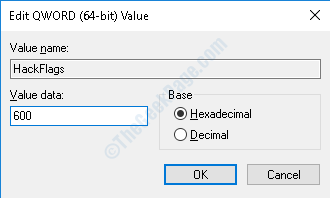 Edit Hackflag Value