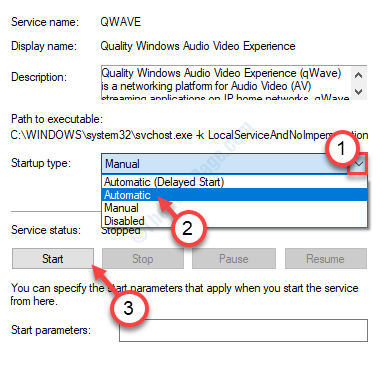 Quality Windows Start Automatic