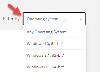 Filter By Operating System Based On System Type
