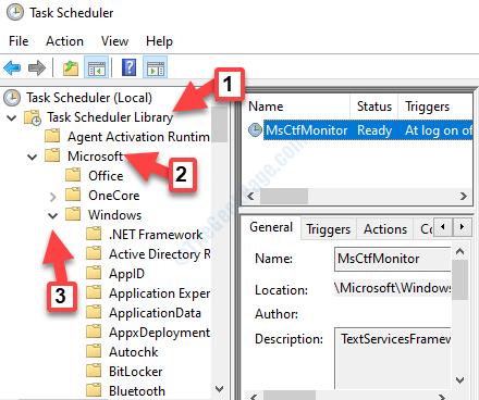 Task Scheduler Task Scheduler Library Microsoft Windows