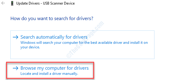 Browse My Comptuer Drivers
