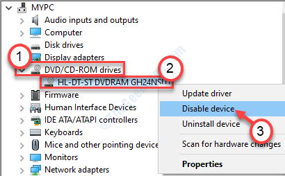 Disable Dvd Driver New