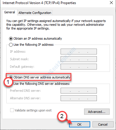 Dns Server Obtain Automatically