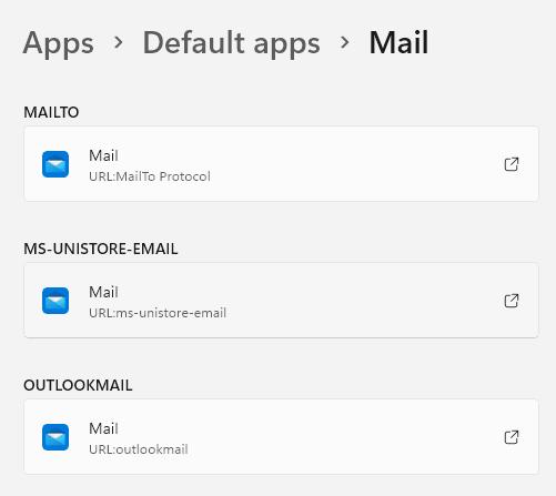 Mail Default 11 Min