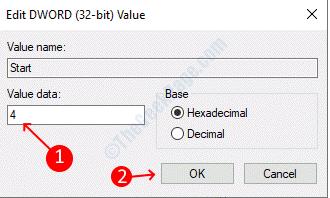 Registry Value Change