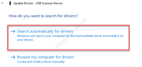 Search Auto Scanner