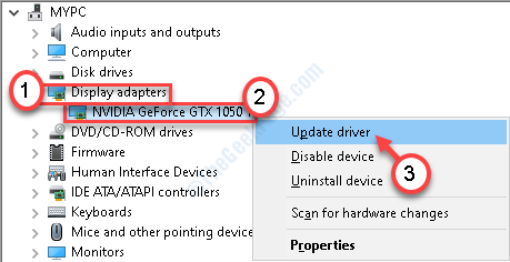 Udpate Display Driver New