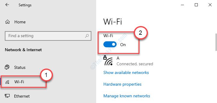 Wifi Dc