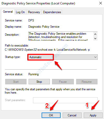 10 Enable Service