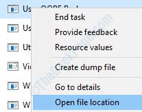 11 Open File Location