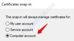 18 Computer Account