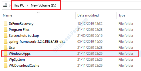 6 Download Location Changed
