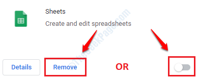 8 Remove Or Disable
