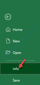 Excel File Info