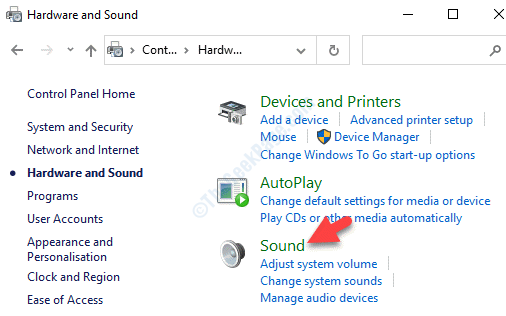 Hardware And Sound Right Side Sound