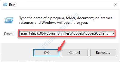 Adobe Gc Client Ok