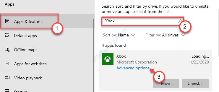 Xbox Advanced Options Min